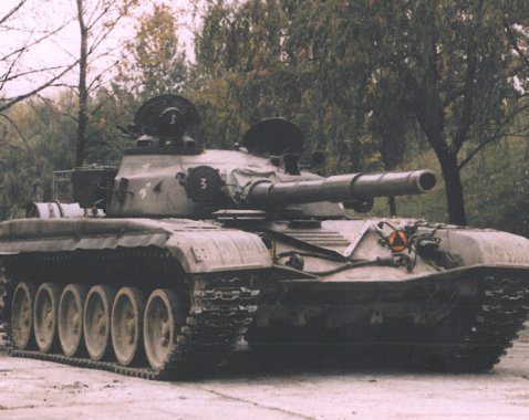 In September 1977, a license agreement was signed for the production of T-72M tanks.