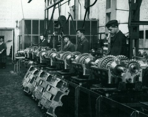 "The date of April 20, 1951 is officially considered as the beginning of ""Łabędy"" Machine-Building Plant existence."